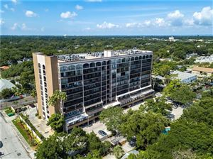 Photo of 3211 W SWANN AVENUE #403, TAMPA, FL 33609 (MLS # U8048092)