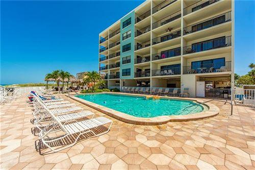 Photo of 12924 GULF BOULEVARD #304, MADEIRA BEACH, FL 33708 (MLS # U8084092)