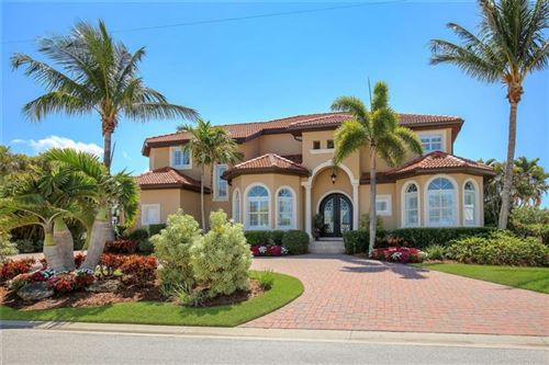 Photo of 580 PUTTING GREEN LANE, LONGBOAT KEY, FL 34228 (MLS # A4468094)