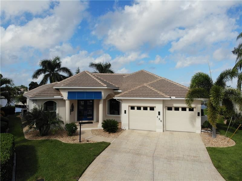 136 GREAT ISAAC COURT, Punta Gorda, FL 33950 - #: C7434094
