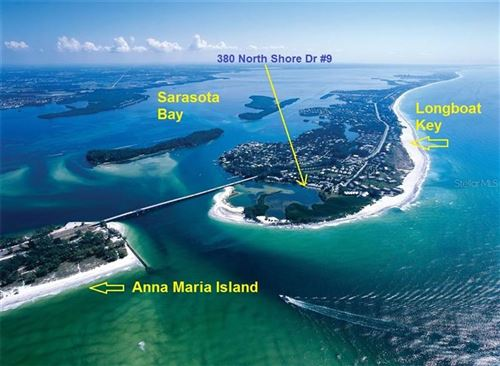 Photo of 380 N SHORE ROAD #4, LONGBOAT KEY, FL 34228 (MLS # A4468096)