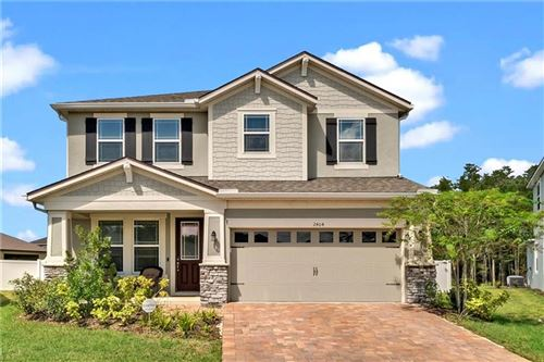 Photo of 2404 RIVERBANK COVE, KISSIMMEE, FL 34741 (MLS # G5035097)