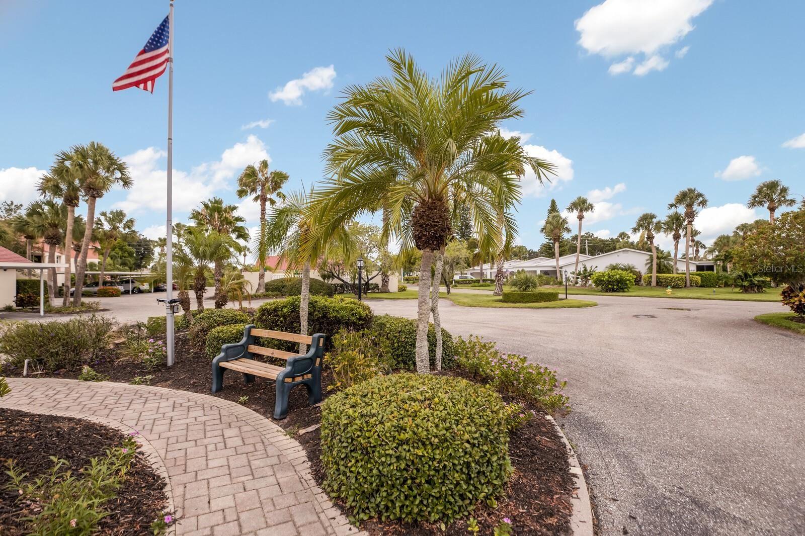 Photo of 764 VILLAGE CIRCLE #222, VENICE, FL 34292 (MLS # A4504097)