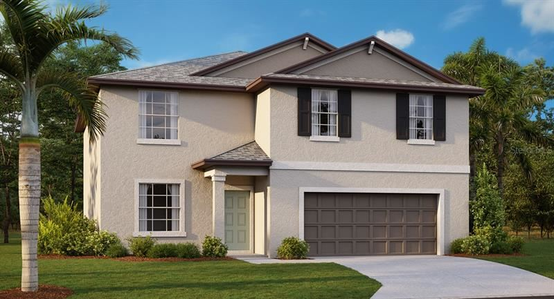 6906 KING CREEK DRIVE, Sun City Center, FL 33573 - MLS#: T3248100