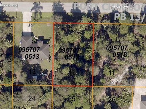 Photo of HORACE AVENUE, NORTH PORT, FL 34286 (MLS # C7432101)