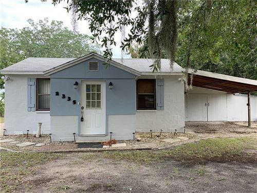 Photo of 2335 PATRICK STREET, KISSIMMEE, FL 34741 (MLS # S5052101)