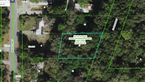 Photo of ORANGE AVENUE, NEW PORT RICHEY, FL 34654 (MLS # U8140101)