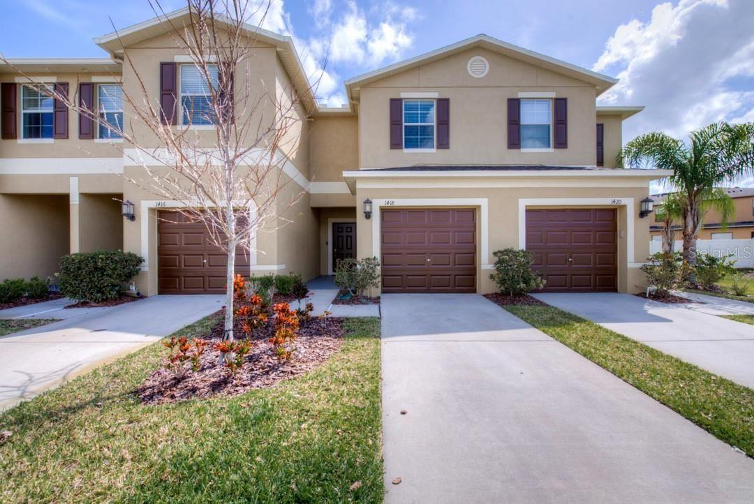 1418 MALLORY SAIL PLACE, Brandon, FL 33511 - MLS#: T3328101