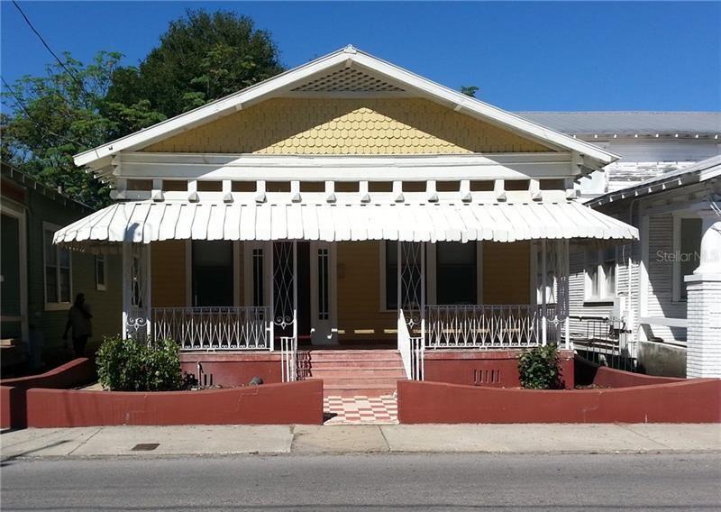1814 E Columbus Drive, Tampa, FL 33605 - MLS#: T3204102
