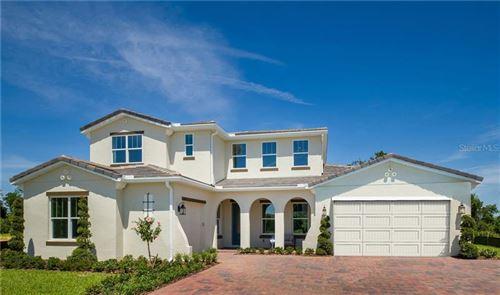 Photo of 15640 SWEET LEMON WAY #295, WINTER GARDEN, FL 34787 (MLS # O5912103)
