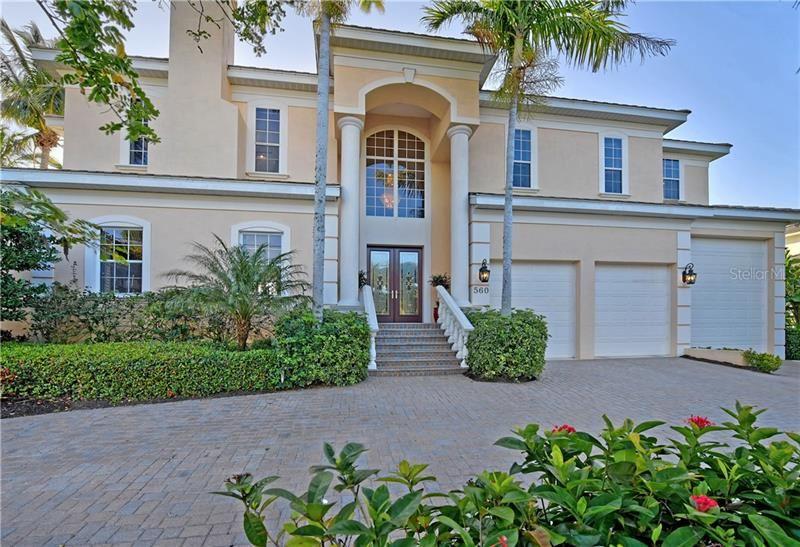 Photo of 560 HORNBLOWER LANE, LONGBOAT KEY, FL 34228 (MLS # A4462103)