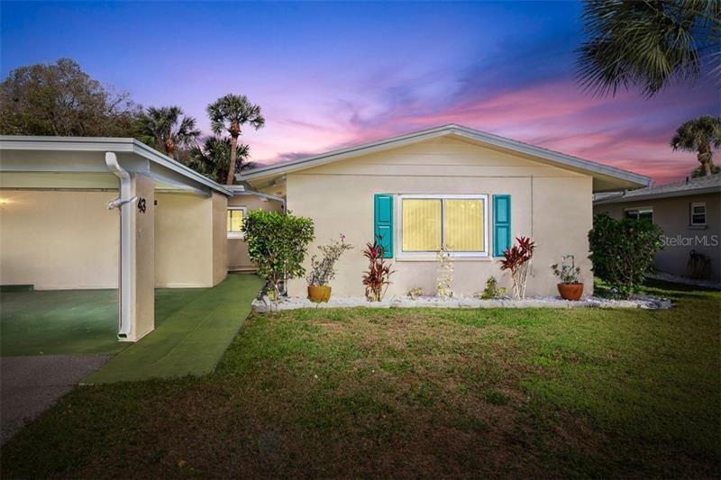43 STRATHMORE BOULEVARD #VILLA4, Sarasota, FL 34233 - #: A4476103