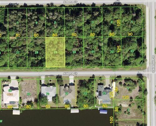 Photo of 15529 ALDAMA CIRCLE, PORT CHARLOTTE, FL 33981 (MLS # C7445104)
