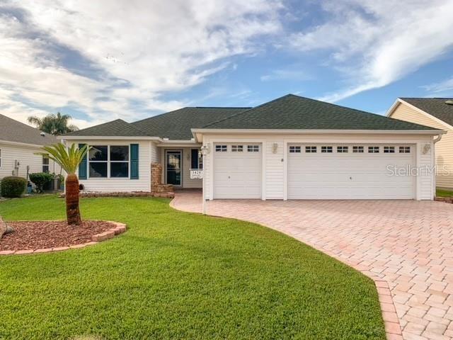 3424 FAIRFIELD STREET, The Villages, FL 32162 - #: G5046105