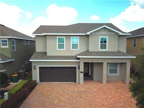 Photo of 7625 BROOKHURST LANE, KISSIMMEE, FL 34747 (MLS # S5032106)