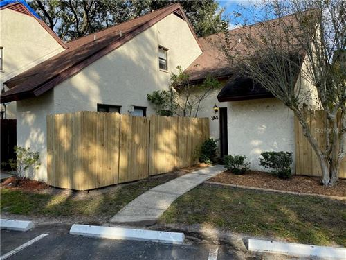 Photo of 12315 TOUCHTON DRIVE #94, TAMPA, FL 33617 (MLS # T3211106)
