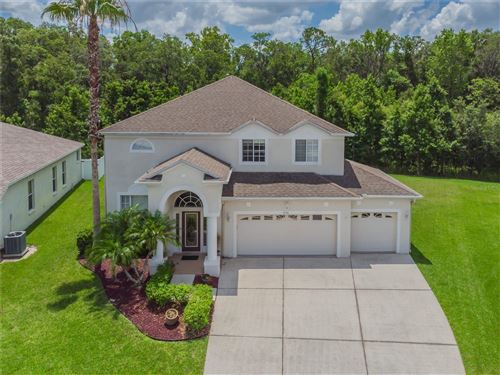 Photo of 4546 ROSLYN COURT, LAND O LAKES, FL 34639 (MLS # T3312106)