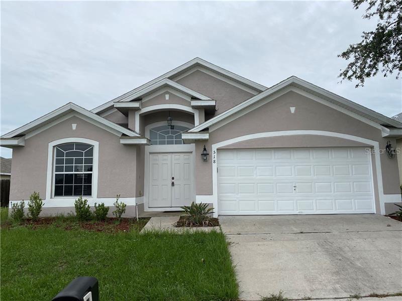 Photo of 518 BRAYTON LANE, DAVENPORT, FL 33897 (MLS # S5035106)