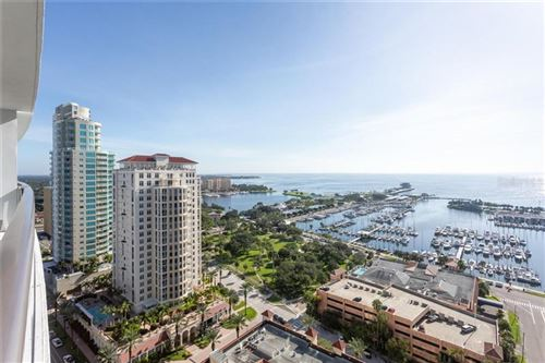 Photo of 100 1ST AVENUE N #2101, ST PETERSBURG, FL 33701 (MLS # U8085107)