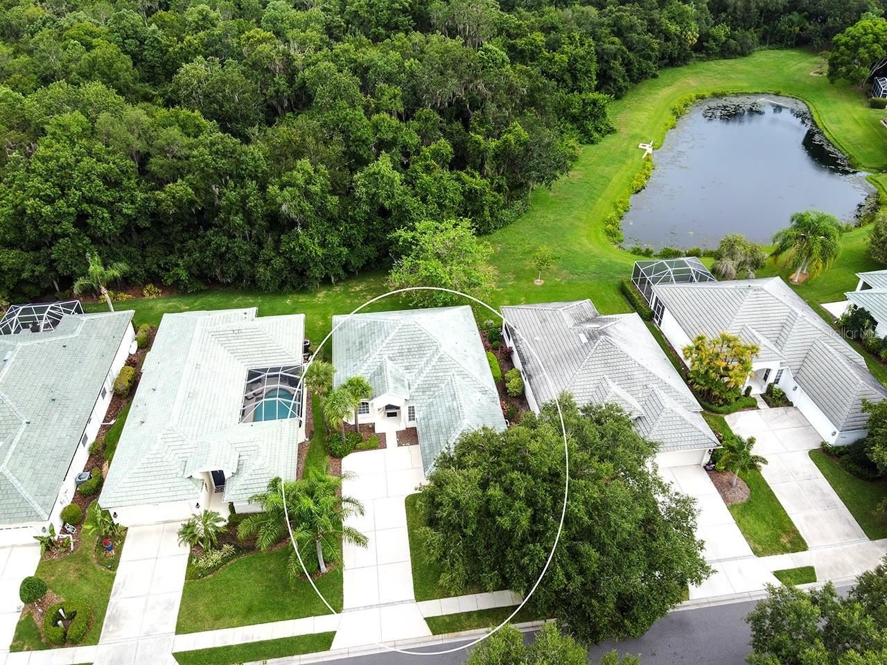 3109 WOODLAND FERN DRIVE, Parrish, FL 34219 - #: A4505107