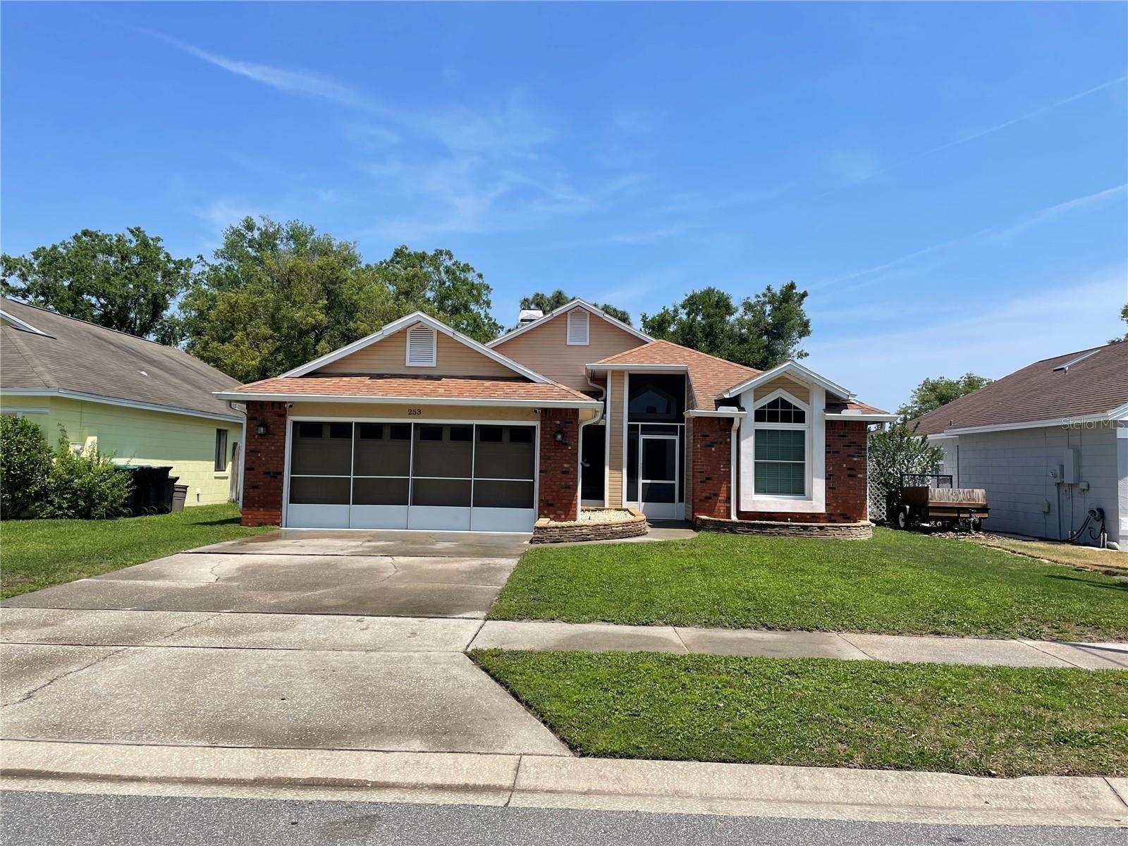 253 RIVER CHASE DRIVE, Orlando, FL 32807 - #: A4505108