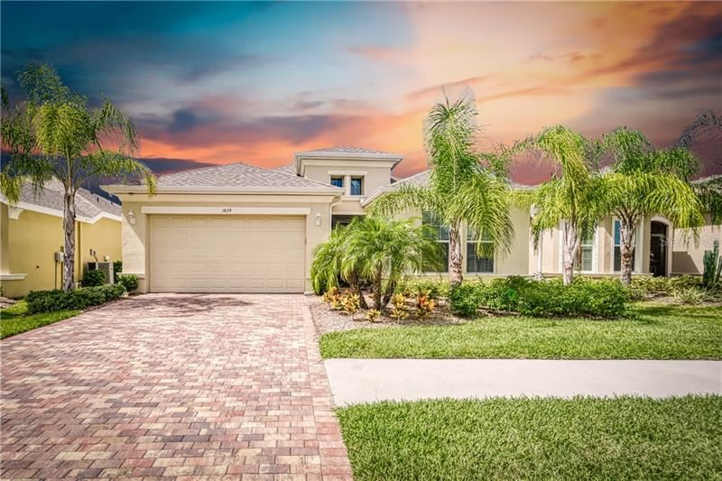 1839 PACIFIC DUNES DRIVE, Sun City Center, FL 33573 - #: T3259108