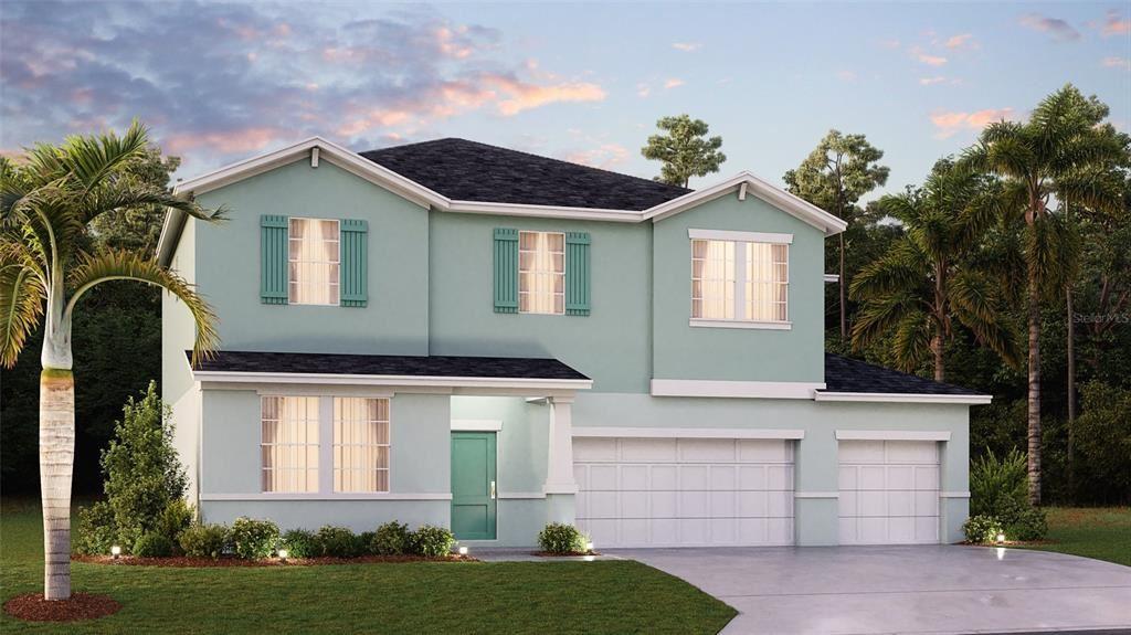 237 PINEYWOODS STREET, Saint Cloud, FL 34772 - #: T3336108