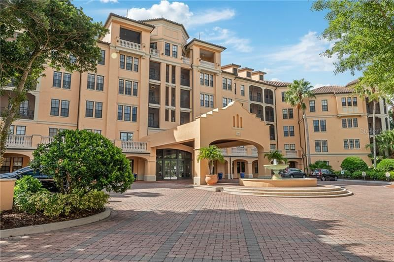 501 MIRASOL CIRCLE #411, Celebration, FL 34747 - #: O5879109