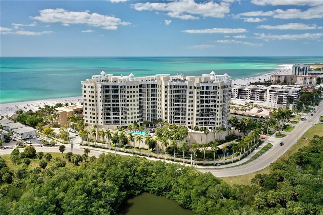 Photo of 1300 BENJAMIN FRANKLIN DRIVE #606, SARASOTA, FL 34236 (MLS # A4445110)