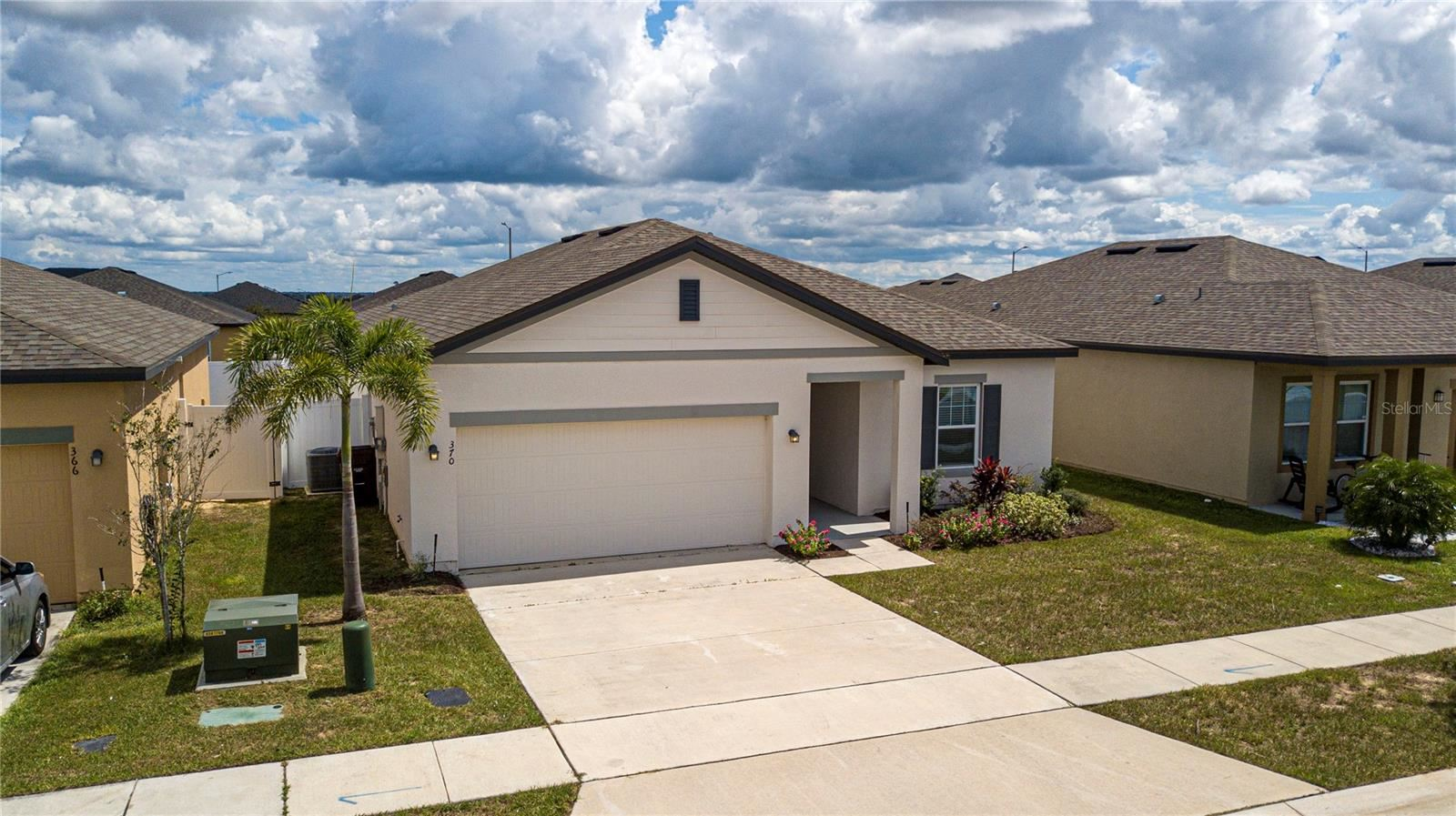 Photo of 370 EAGLECREST DRIVE, HAINES CITY, FL 33844 (MLS # S5056110)