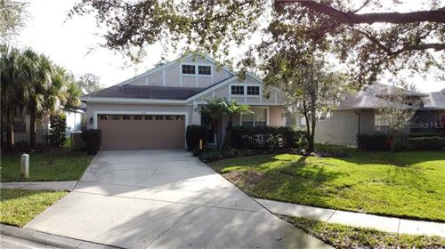 Photo of 6128 GANNETWOOD PLACE, LITHIA, FL 33547 (MLS # T3222111)