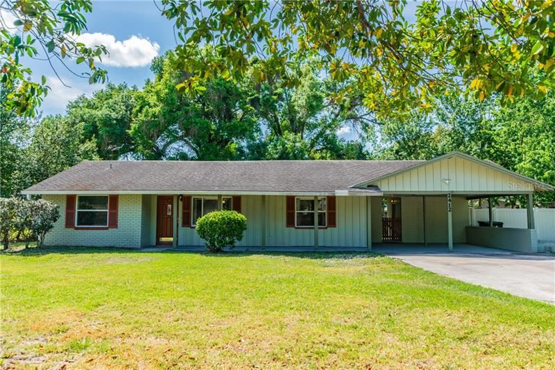 Photo for 2412 PERSHING AVENUE, ORLANDO, FL 32806 (MLS # O5853111)