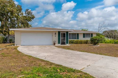 Photo of 42 CAROLL CIRCLE, ENGLEWOOD, FL 34223 (MLS # W7822112)