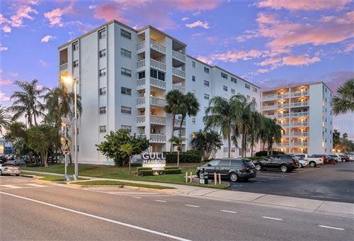 Photo of 17105 GULF BOULEVARD #414, NORTH REDINGTON BEACH, FL 33708 (MLS # U8093113)
