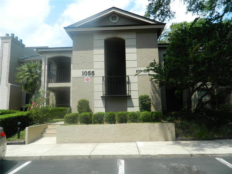 1055 KENSINGTON PARK DRIVE #107, Altamonte Springs, FL 32714 - #: O5938113