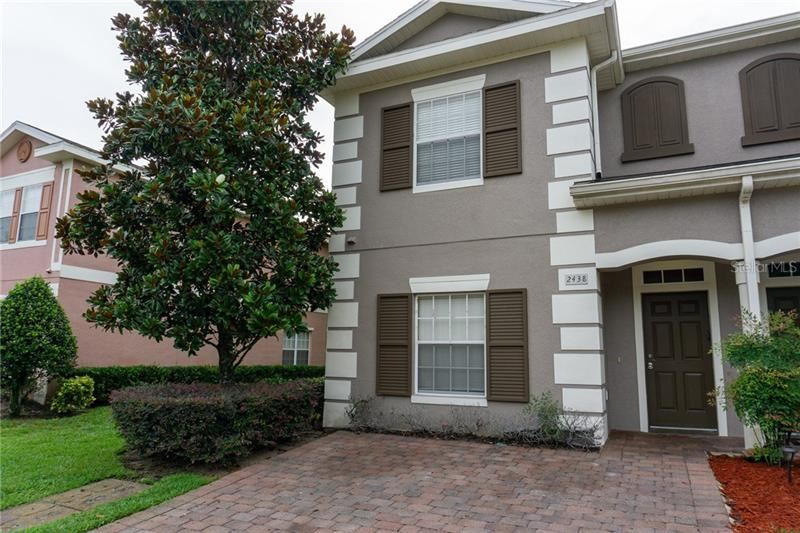 Photo of 2438 CARAVELLE CIRCLE, KISSIMMEE, FL 34746 (MLS # S5035113)