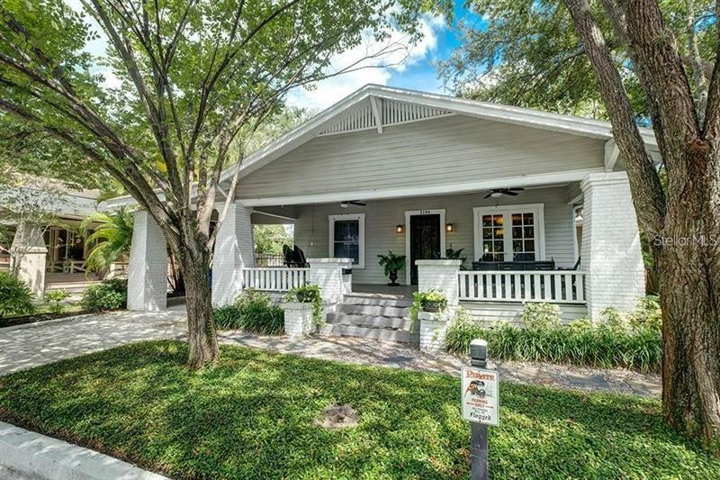 2106 W DEKLE AVENUE, Tampa, FL 33606 - MLS#: A4500114
