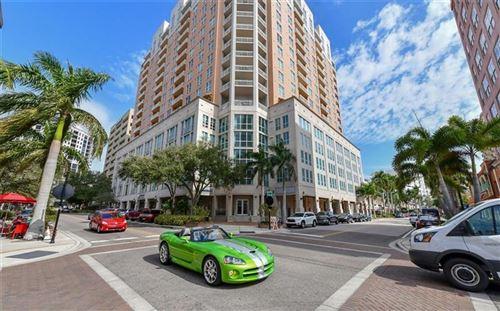 Photo of 1350 MAIN STREET #1400, SARASOTA, FL 34236 (MLS # A4489115)
