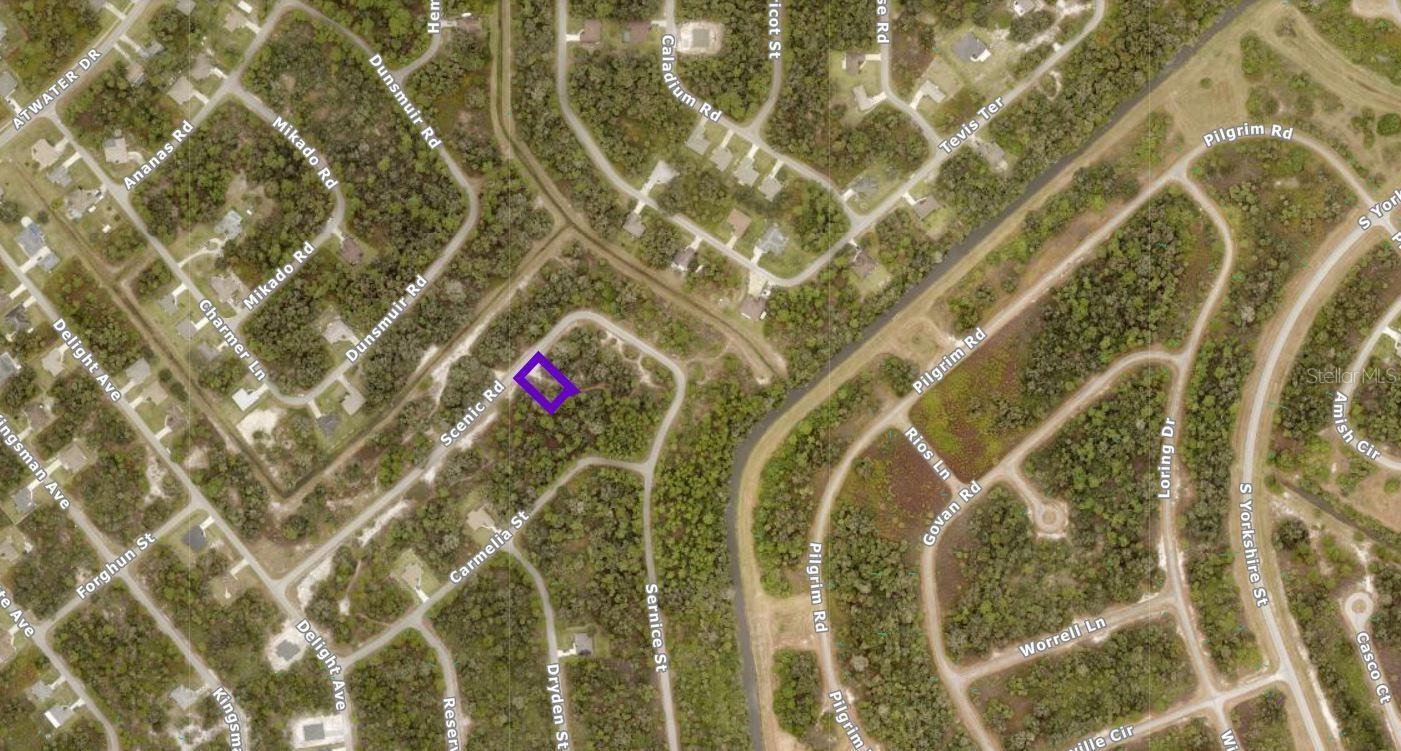 Photo of 1134110412 SCENIC ROAD, NORTH PORT, FL 34288 (MLS # A4513115)