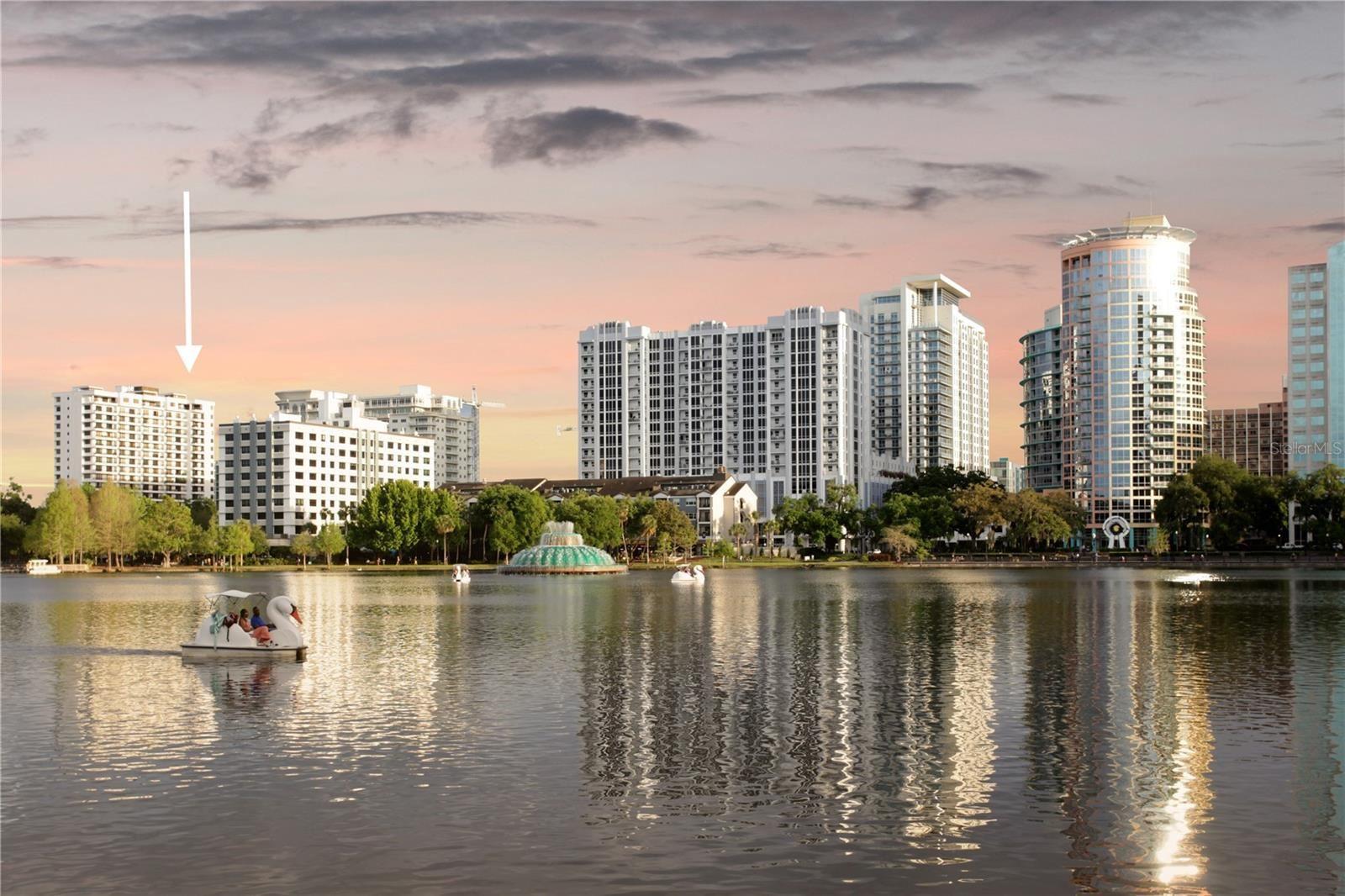530 E CENTRAL BOULEVARD #501, Orlando, FL 32801 - #: O5953115