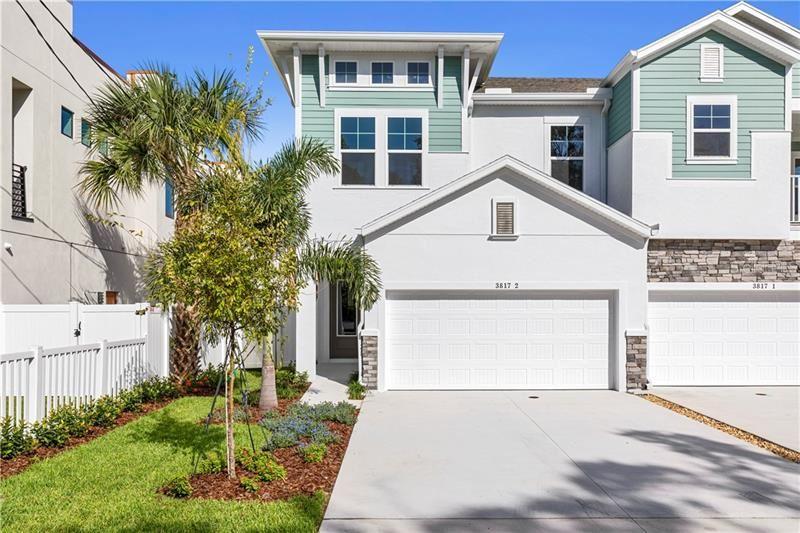 3817 W DE LEON STREET #2, Tampa, FL 33609 - MLS#: T3265115