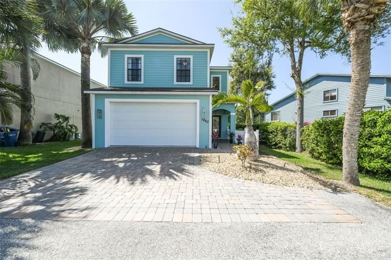 Photo of 1843 SETTLERS DRIVE, NOKOMIS, FL 34275 (MLS # A4493117)