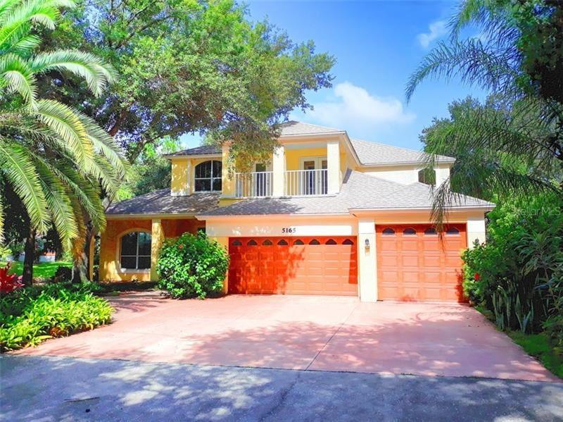 5165 LAKE VALENCIA BOULEVARD W, Palm Harbor, FL 34684 - #: U8088117