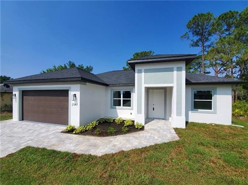 Photo of 2347 YANCY STREET, NORTH PORT, FL 34291 (MLS # A4464118)