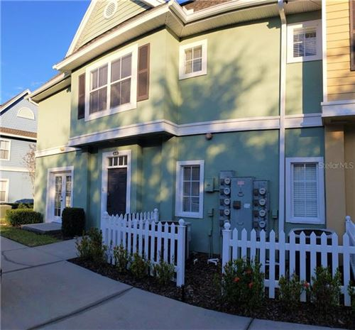 Photo of 2220 SAN VITTORINO CIRCLE #101, KISSIMMEE, FL 34741 (MLS # O5831118)