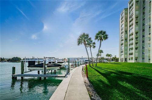 Photo of 400 64TH AVENUE #104W, ST PETE BEACH, FL 33706 (MLS # U8134118)