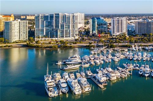 Photo of 1155 N GULFSTREAM AVENUE #1708, SARASOTA, FL 34236 (MLS # A4468119)