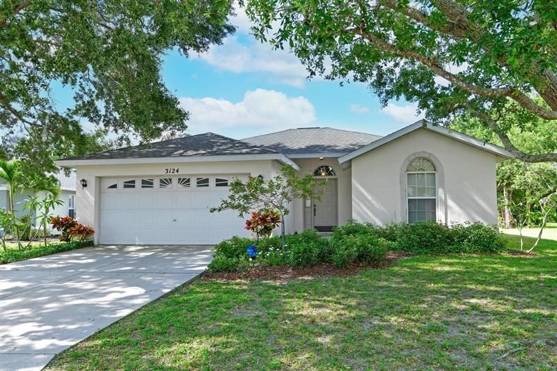 Photo of 3124 58TH TERRACE E, BRADENTON, FL 34203 (MLS # A4500119)