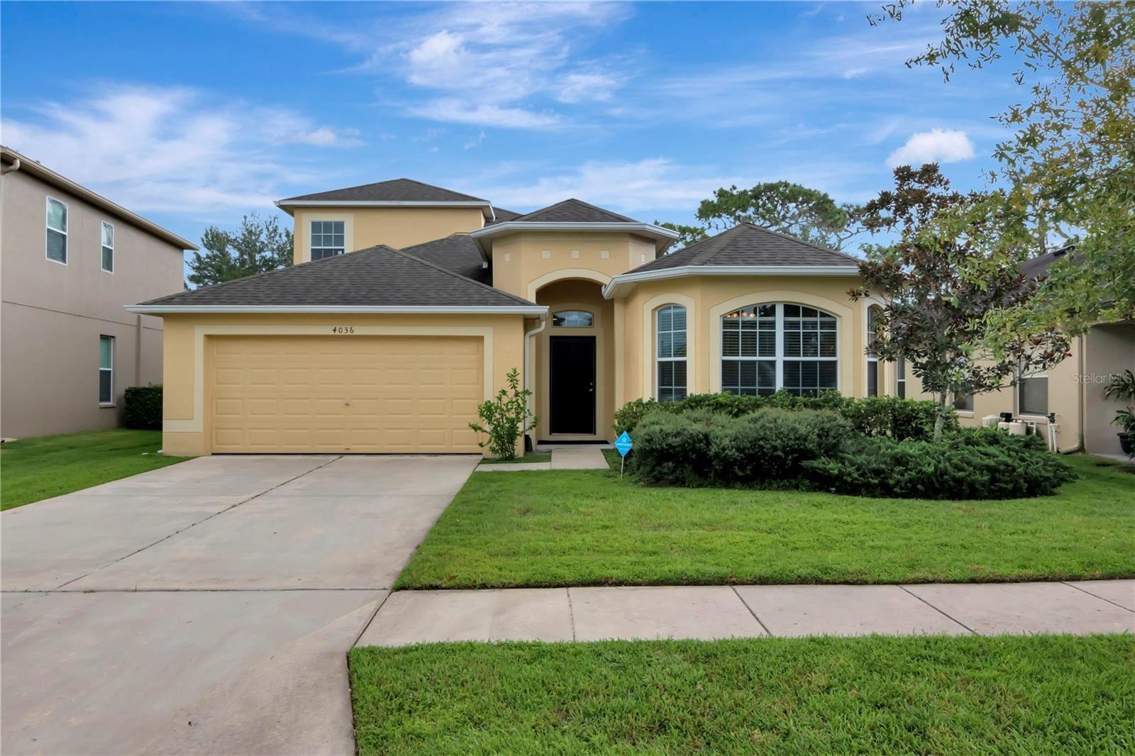 4036 WARWICK HILLS DRIVE, Wesley Chapel, FL 33543 - MLS#: T3330120