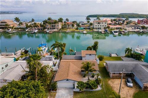 Photo of 533 LILLIAN DRIVE, MADEIRA BEACH, FL 33708 (MLS # U8111122)